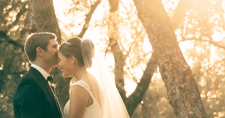 Jessica & Kevin's Wedding Video in Northern California